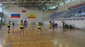 Волейболу среди женских команд, посвященное «Дню народного единства» 29 октября 2017г.