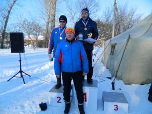 Лыжные гонки памяти Дрожжинова 29.01.17