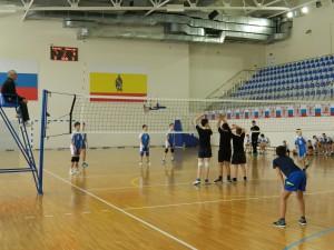 Волейбол 18-19.02.17