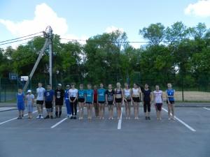 Пляжный волейбол 12 июня 2017г.