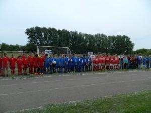 Кожаный мяч июнь 2017
