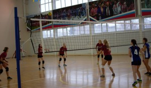 Волейбол 31 октября 16