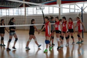 Открытое первенство по волейболу среди девушек, посвященное Международному женскому дню 8 марта