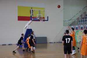 Открытое первенство по баскетболу, посвященное Дню защитника Отечества