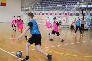 Матчевые встречи по мини-футболу