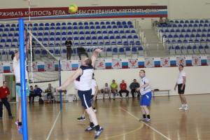 Волейбол 18 декабря 2016г.